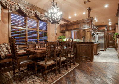 Dallas Luxury Custom Homes