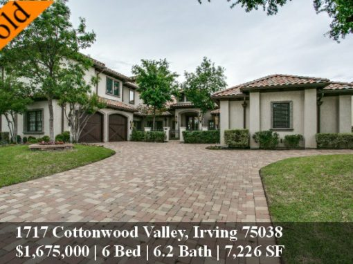 1717 Cottonwood Valley