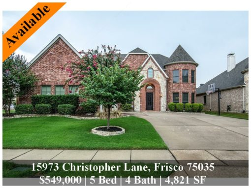 15973 Christopher Lane